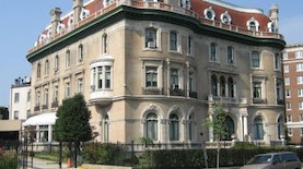 Indonesian Embassy Building in Washington DC and the Curse of Hope Diamond
