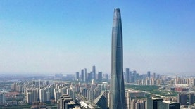 """2019 Sets New Record for """"Supertall"""" Buildings"""