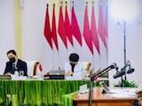 Jokowi Introduce Omnibus Law in World Economy Forum 2020